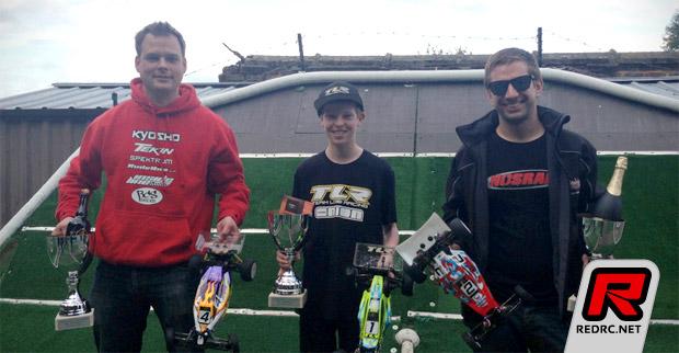 Cockerill & Van Helmond win Belgium GP