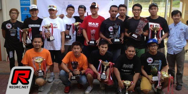 Trin T. & Meen V. win at Malaysia KL International GP