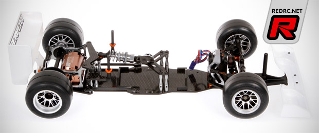 Serpent F110 Formula chassis