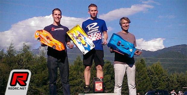 Silvio Hächler takes round 4 in Switzerland