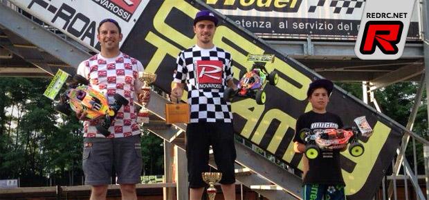 Robert Batlle wins 2013 Trofeo Novarossi