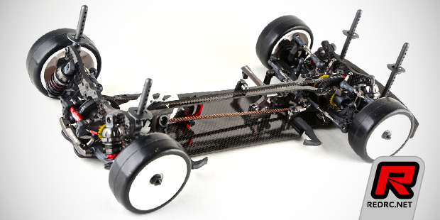 VBC Wildfire D06 touring car kit