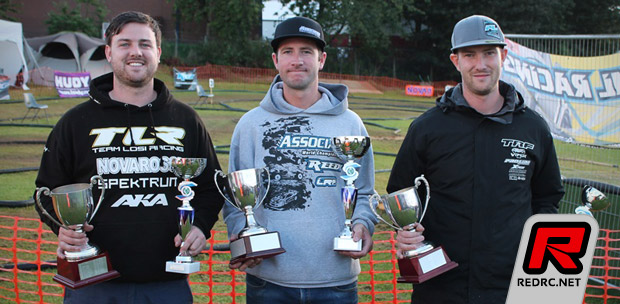 Bloomfield & Martin win as Cragg takes second title