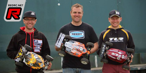 BRCA Truggy and E8 nationals Rd5 – Report
