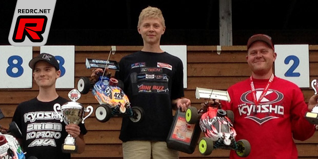 Martin Hansen wins at Danish buggy nationals