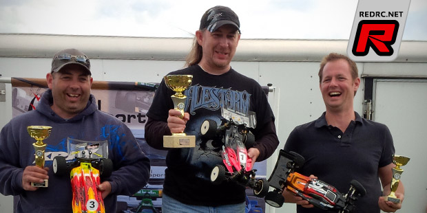 John Myall wins 4WD at East of England champs
