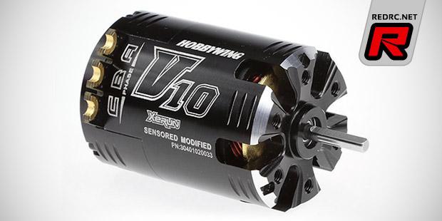 Hobbywing Xerun V10 modified & stock BL motors