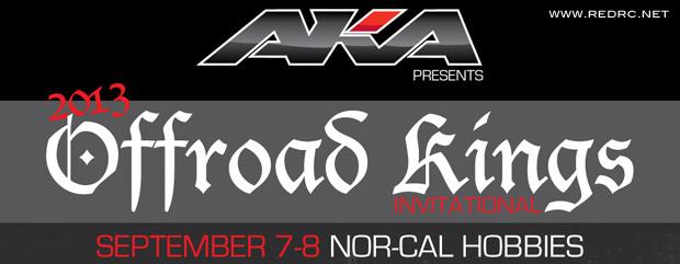 Nor Cal Hobbies Off-Road Kings race – Announcement