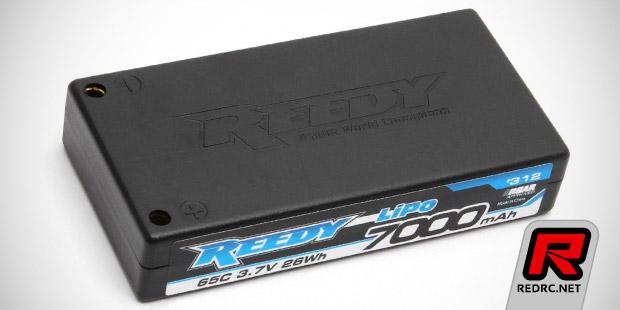 Reedy 7000mAh 65C 3.7V LiPo battery