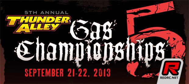 TA 5th Annual Gas Championships - Announcement