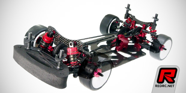 T.O.P. Sabre 4WD Mini touring car kit