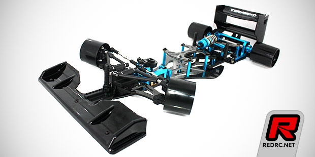 Red Rc Rc Car News 187 Team Saxo F1 200 Chassis Kit