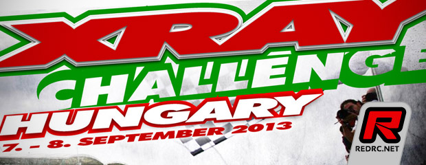 Xray Challenge Hungary – Announcement
