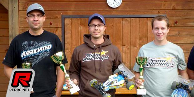 Hupo Hönigl wins Austrian buggy nats Rd4