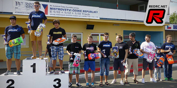 Cerny & Nemeck win Czech touring car nationals