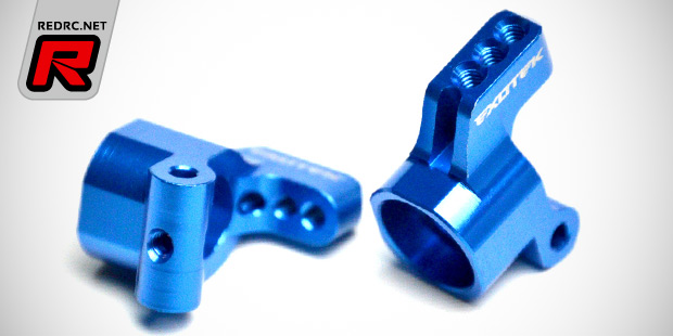 Exotek 1/10th AE alloy & carbon option parts