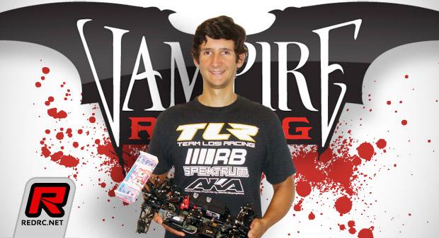 Miguel Matias joins Vampire Racing