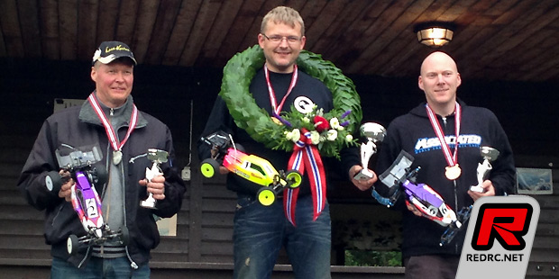 Roy Gjemble sweeps Norwegian 1/10th off-road nats