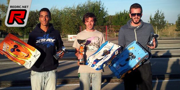 Ricardo Nogueira wins at Portuguese nats Rd6