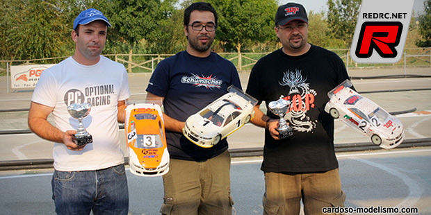 Gama & Coelho win at Portuguese TC champs Rd4