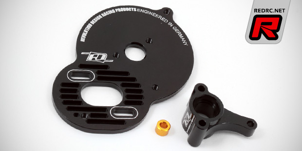 RDRP 210 series motor plate & battery stoppers