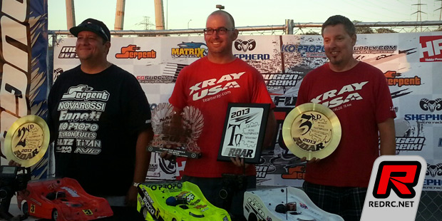 Swauger & Smeltzer win at ROAR On-Road Fuel nats