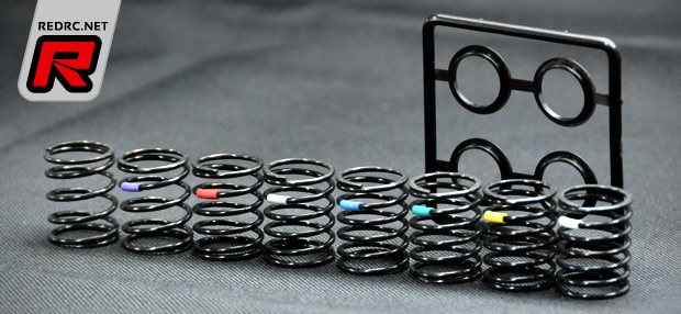 Ride Pro Matched 23mm big bore touring car springs