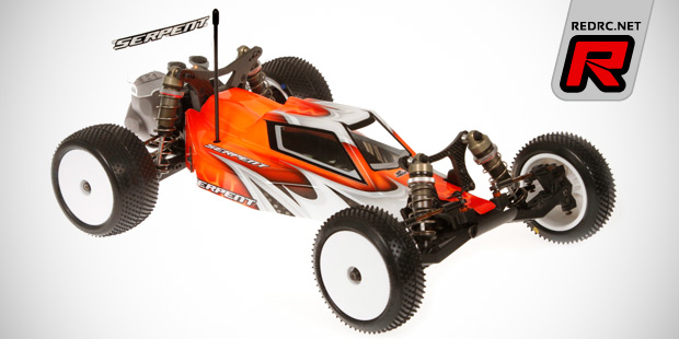Serpent Spyder 2WD buggy kit