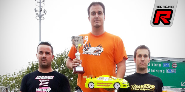Garcia & Eres win Spanish Federation touring car titles