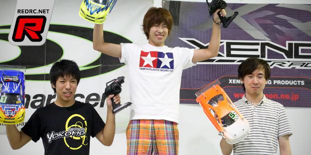 Akio Sobue wins Speed King Tour East 2013 Rd3