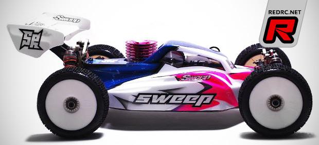 Sweep MP9 Birdie buggy body
