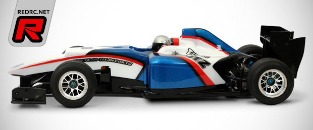 Team Titan Blitz F101 race body