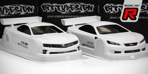 red rc rc car news bittydesign announce two new tc bodies