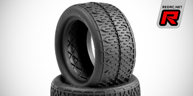 JConcepts black compound tyres