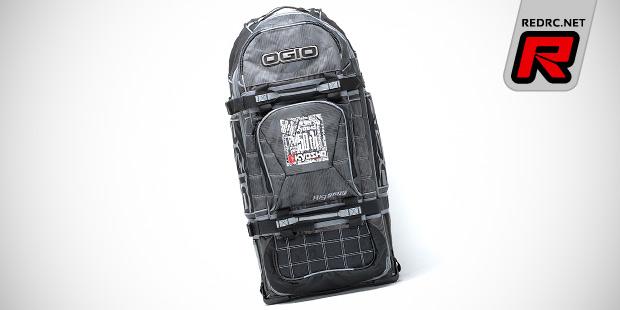 Ogio limited edition Kyosho roller bag