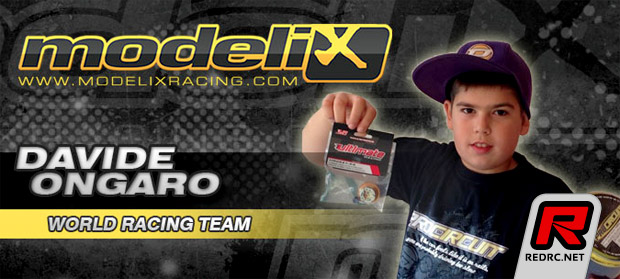 Davide Ongaro joins Modelix Racing