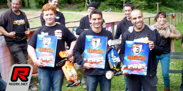 RB/Xray Cup – Report