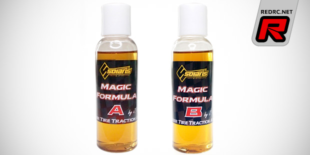 Solaris Magic Formula tyre additive
