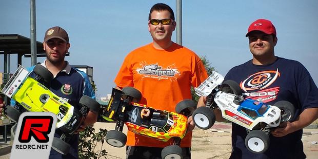 Alberto Garcia wins Spanish Truggy nationals