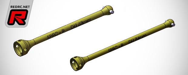 Spec-R DEX410 option parts
