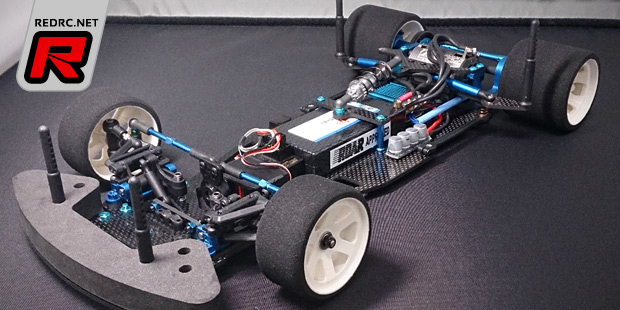 Team Muso R12 series World GT conversion kit - Red RC