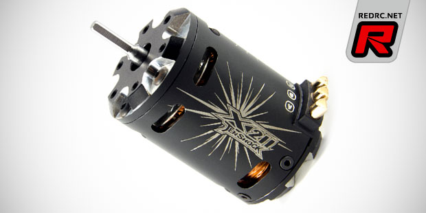 Tenshock X-211 4-pole brushless motor