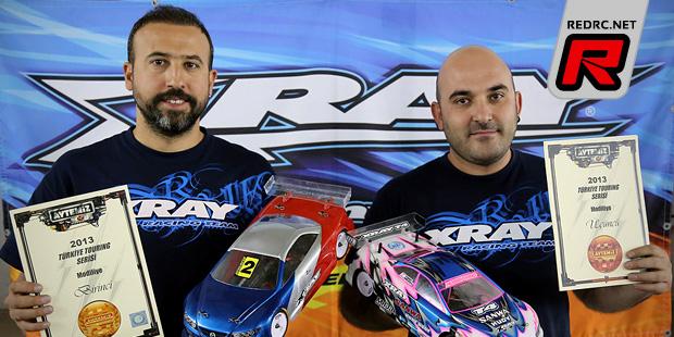 Erol Uçar wins Turkey Touring Series