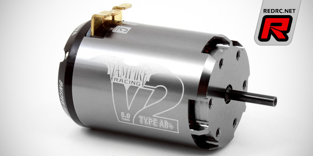 Vampire Racing even turn Type AB+ V2 motors