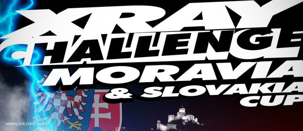 Xray Moravia & Slovakia Cup – Announcement