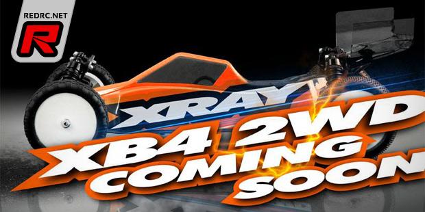 Xray announce XB4 2WD