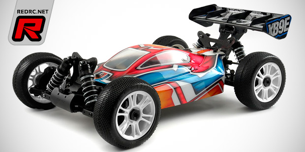 Xray XB9e low-profile buggy body