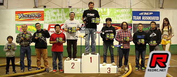 Ido & Kobayashi win at Asia Offroad Championships