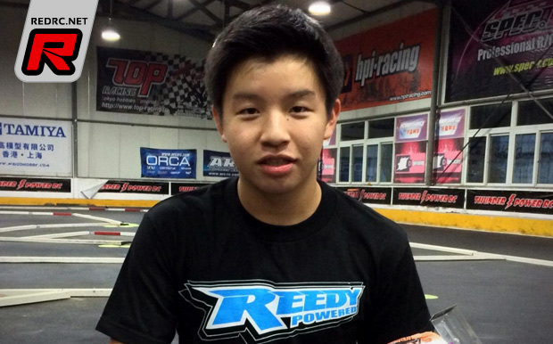 JJ Wang joins Reedy