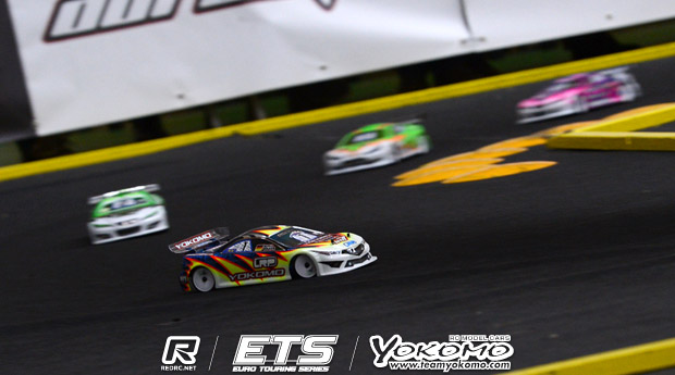 Volker pulls off the perfect start to ETS Season #7